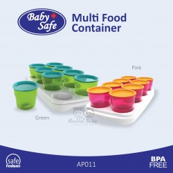 Baby Safe - Multi Food Container AP011