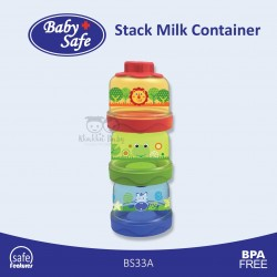 Baby Safe - Stack Milk Container BS33A