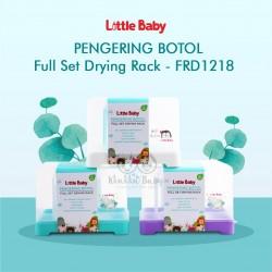 Little Baby - Pengering Botol - Full Set Drying Rack - FRD1218