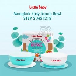 Little Baby - Mangkok Easy Scoop Bowl STEP 2 MS1218