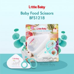 Little Baby - Baby Food Scissors BFS1218