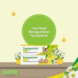 Transpulmin Kids - 10Gram [Hijau]