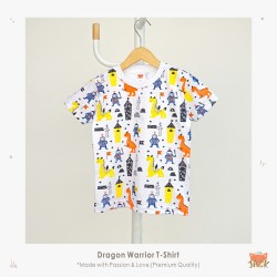 Little Jack - Dragon Warrior T-shirt