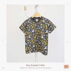 Little Jack - Play Outside T-shirt