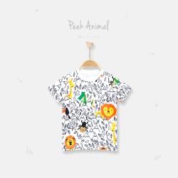 Little Jack - Peek Animal T-shirt