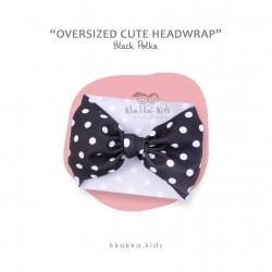 Oversized Cute Headwrap