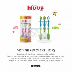 Nuby - Tooth And Gum Care Set (111240)