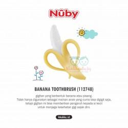 Nuby - Banana Toothbrush (112748)