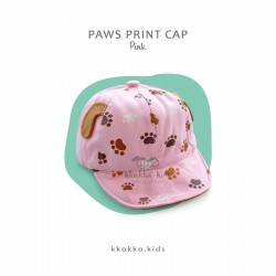 Paws Print Cap