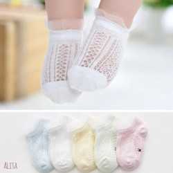 Summer Vibes 5in1 Lace Socks