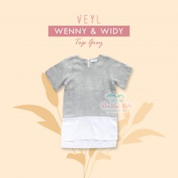 Veyl - Weeny Top - Grey