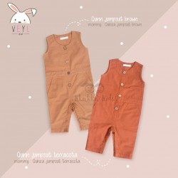 Veyl Kids - Quinn Jumpsuit - Brown