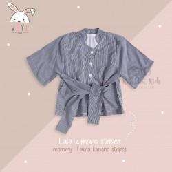 Veyl Kids - Lala Kimono - Navy