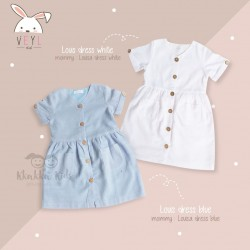Veyl Kids - Louis Dress Blue