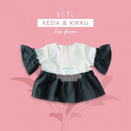 Veyl - Kezia Top - Green