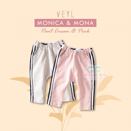 Veyl - Monica Pant - Pink