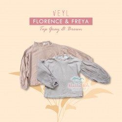 Veyl Women - Florence Top - Gray