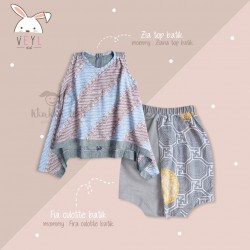 Veyl Kids - Zia Top Batik