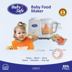 Baby Safe - Baby food Maker - LB003