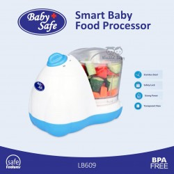 Baby Safe - Smart Baby Food Processor - LB609