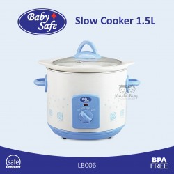 Baby Safe - Slow Cooker 1.5L - LB006