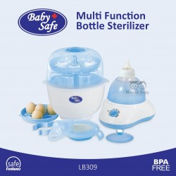 Baby Safe - Multi Function Bottle Sterilizer - LB309