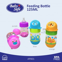 Baby Safe - Feeding Bottle AP001 - 125ML