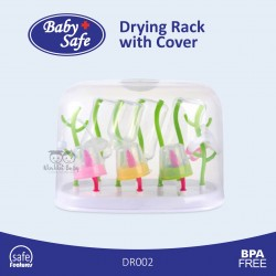 Baby Safe - Drying Rack with Cover