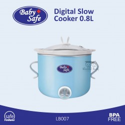 Baby Safe - Digital Slow Cooker 0.8L - LB007