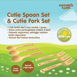 Mother's Corn - Cutie Fork Set