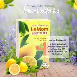 Yummy's Asi Booster - LeMom Booster Tea