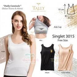 Tally - Singlet 3015 with Cup