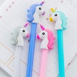 New Unicorn Head Pen  - PN040